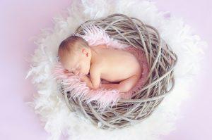 Jak przygotować niemowlę do sesji zdjęciowej?