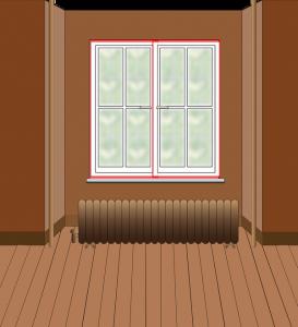 Drewniane grzejniki w domach