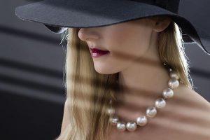 Stylowe naszyjniki z pereł
