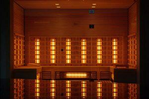 Wady i zalety korzystania z sauny na podczerwień?