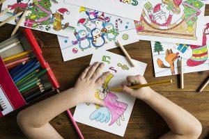 Zajęcia bożonarodzeniowe w przedszkolu