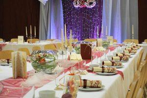 Najlepsze sale weselne – jak powinny wyglądać?