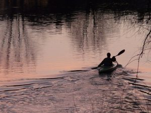 Na Warcie są najlepsze spływy kajakowe