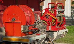 Serwisowanie instalacji przeciwpożarowych