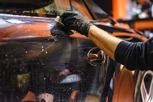 auto detailing - kosmetyki