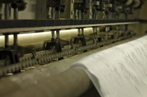 Profesjonalne przewijarki tkanin