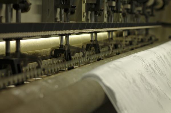 przewijarki tkanin