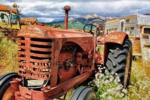 Wspomaganie w ciągnikach rolniczych