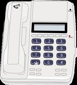 Telefon podłączony do sieci internetowej