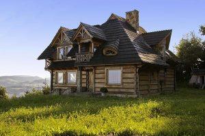 Drewniane domki od producenta