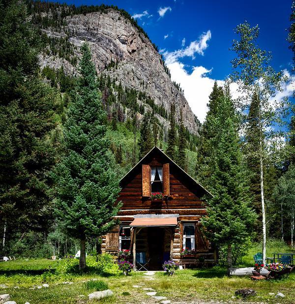 domki w górach na wynajem