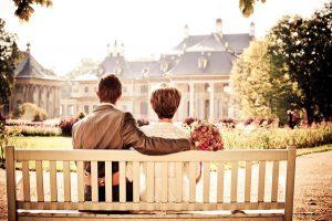 Poszukiwania bogatych partnerów