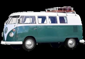 Transport busem do Holandii