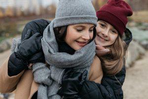 Płaszcz idealny na zimę