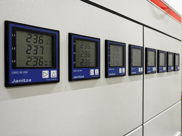 miernik parametrów sieci elektrycznej