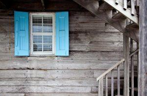 Piękne drewniane domki letniskowe