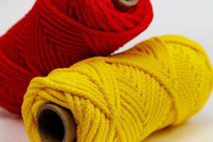 Tworzenie makram – jakie sznurki wybrać?
