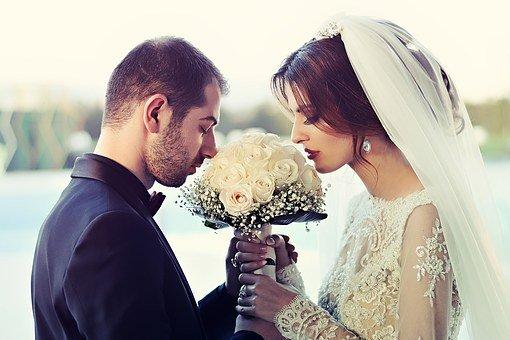 wzorzyste eleganckie zaproszenia ślubne